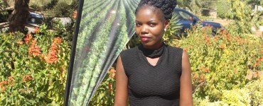 maness nkhata, a young lady doing wonders in agriculture, women from malawi , african women who succeed, cassava flowers, agro processing,