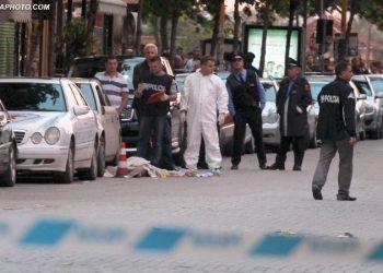 Masakra në Bulevardin Zogu I