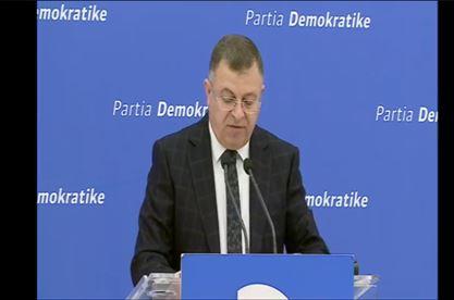 Deputetë e PD votojnë unanimisht: Pro djegies së mandateve