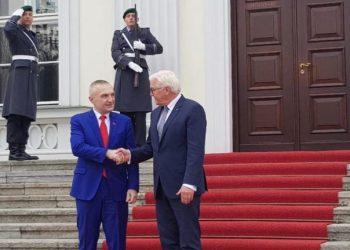 Meta takim me Presidentin gjerman: Mirënjohës për mbështetjen