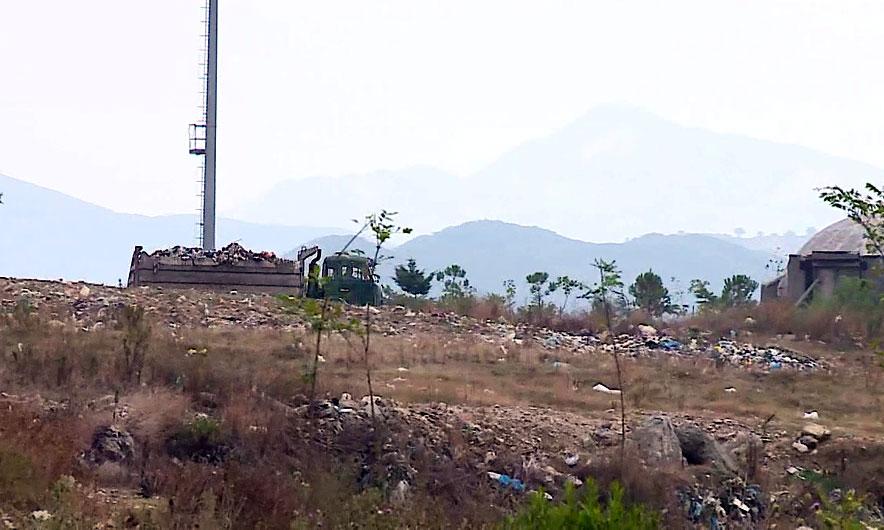 Përfundojnë punimet në fushën e re sanitare të mbetjeve urbane