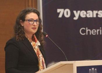 Zv.ambasadorja e SHBA: Reforma në Drejtësi nuk ka dështuar