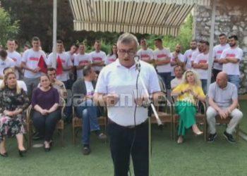 Fushata/ Kandidati PS në Tropojë