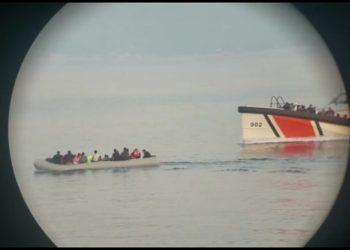 Anija shqiptare Oriku tre misione gjatë natës