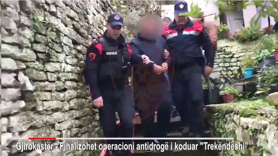 Operacion i gjerë antidroge në Gjirokastër
