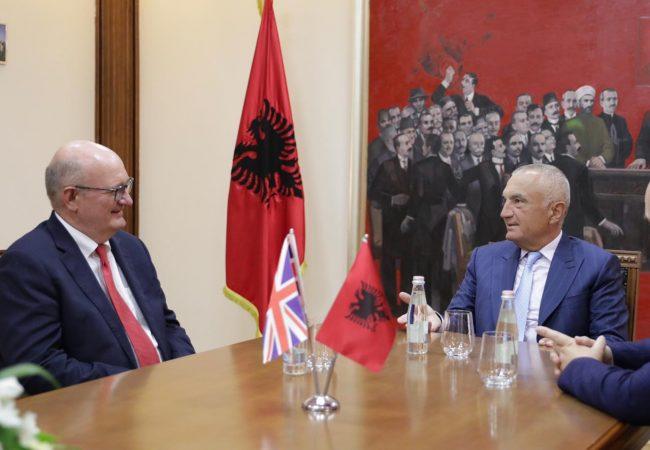 I përfundon misioni diplomatik në Shqipëri