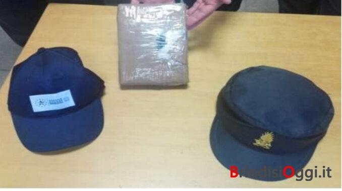 Sekuestrohet mbi 1 kg kokainë e pastër në Portin e Brindisit