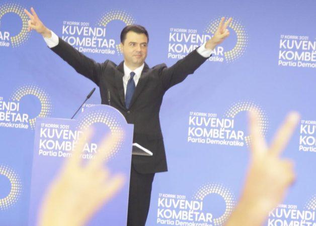 LIVE/ Nis punimet Kuvendi Kombëtar i PD