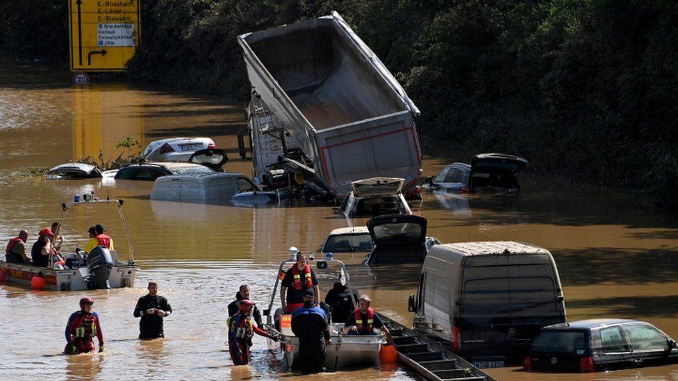 Katastrofa në Gjermani dhe Belgjikë/ Shkon në 180 numri i viktimave