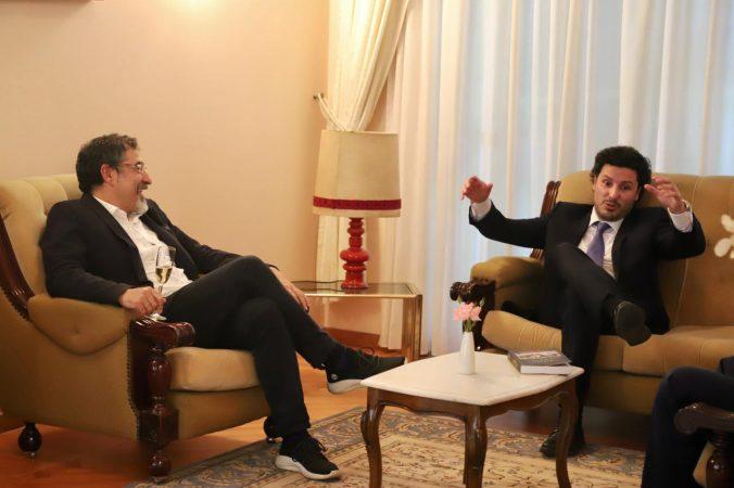 Çuçi pret në takim Dritan Abazoviç: Së shpejti hapet pika e re kufitare Shqipëri-Mali i Zi