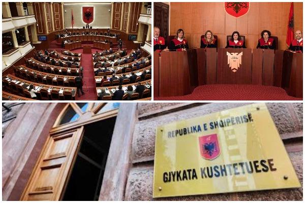 """Financimi në fushatën zgjedhore/ """"Kushtetuesja"""" rrëzon kërkesën e Partisë Republikane"""