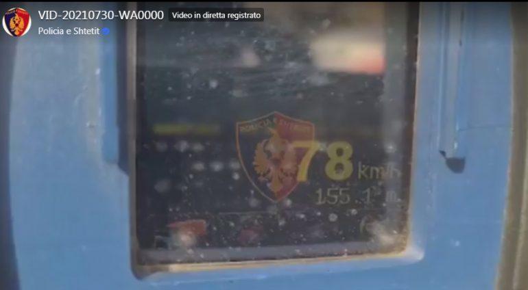 Të dehur dhe me shpejtësi tej normave të lejuara/ Policia aksion në rrugët e Shqipërisë