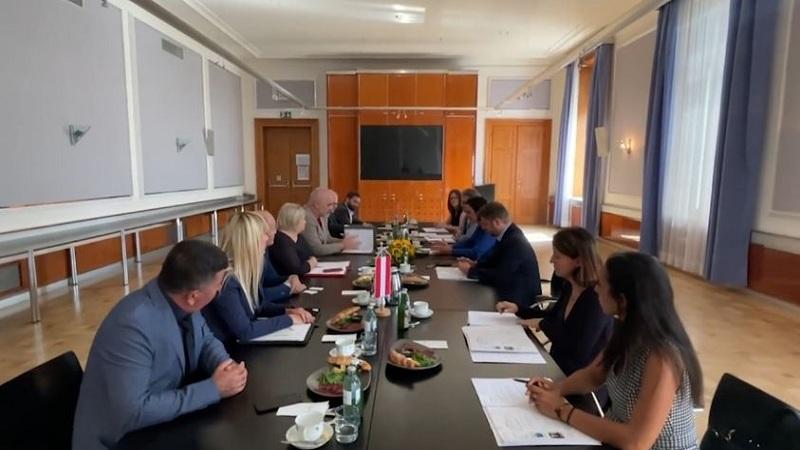 Rama takon ministren austriake: Bashkëpunim në zhvillimin rural e turistik