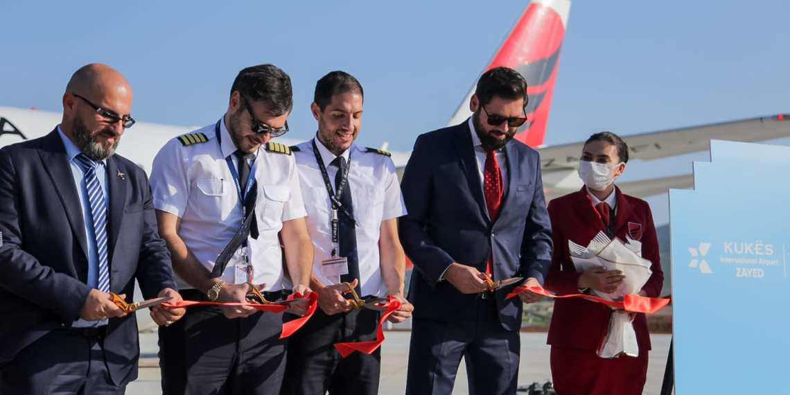 Air Albania prek qiellin nga 'Flatrat e Veriut!'