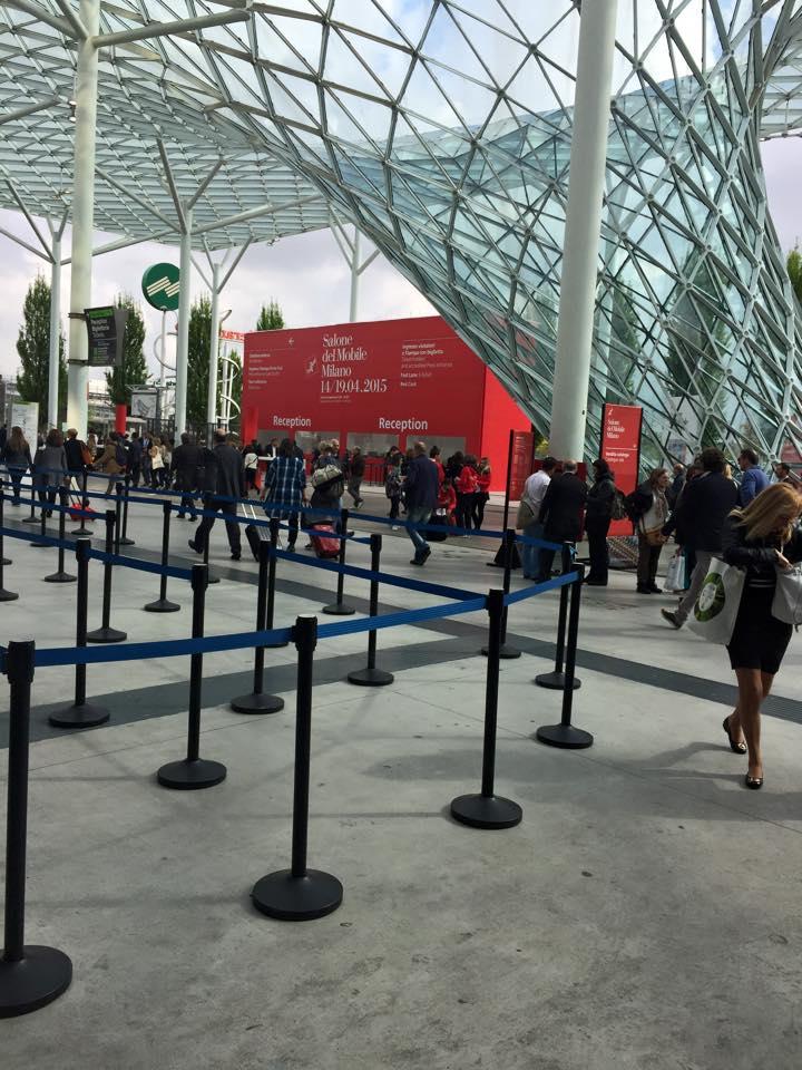 Salon International du meuble de MILAN 2015  LaJoie Dcors