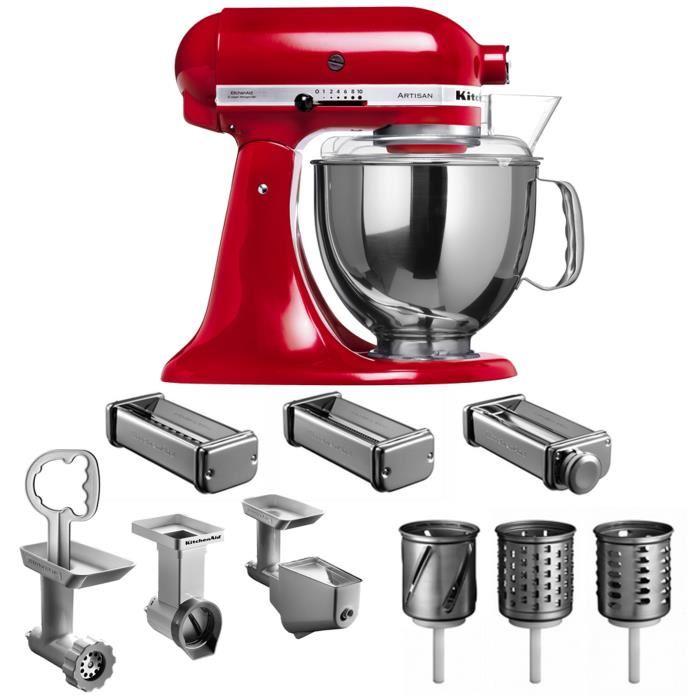 robot professionnel cuisine