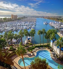 Sheraton San Diego Hotel And Marina - Family Hotels In
