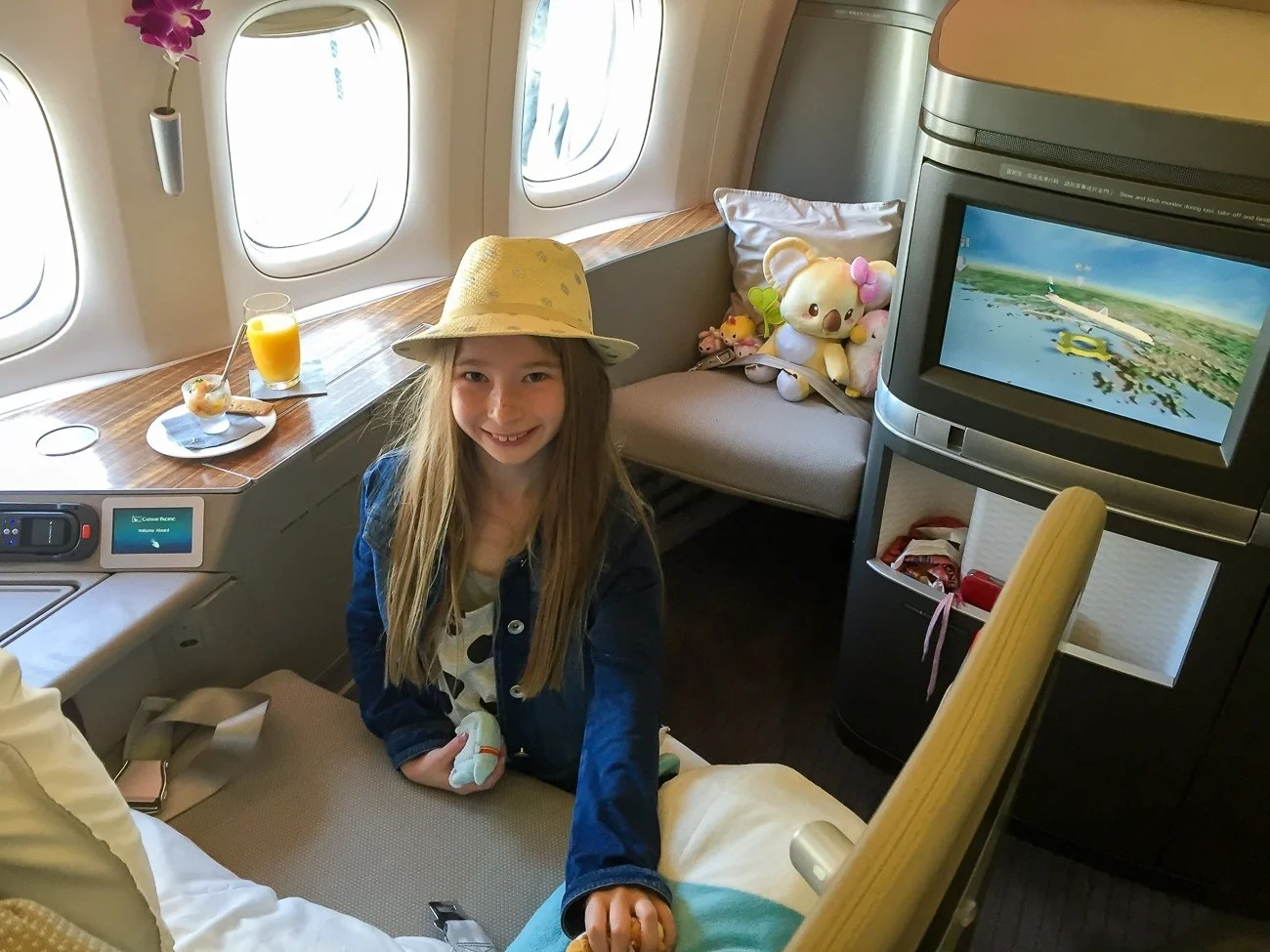 10 Kabin Pesawat First Class Paling Mewah di Dunia Ini Pesawat atau Istana