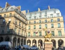 Hotel Regina Paris Louvre