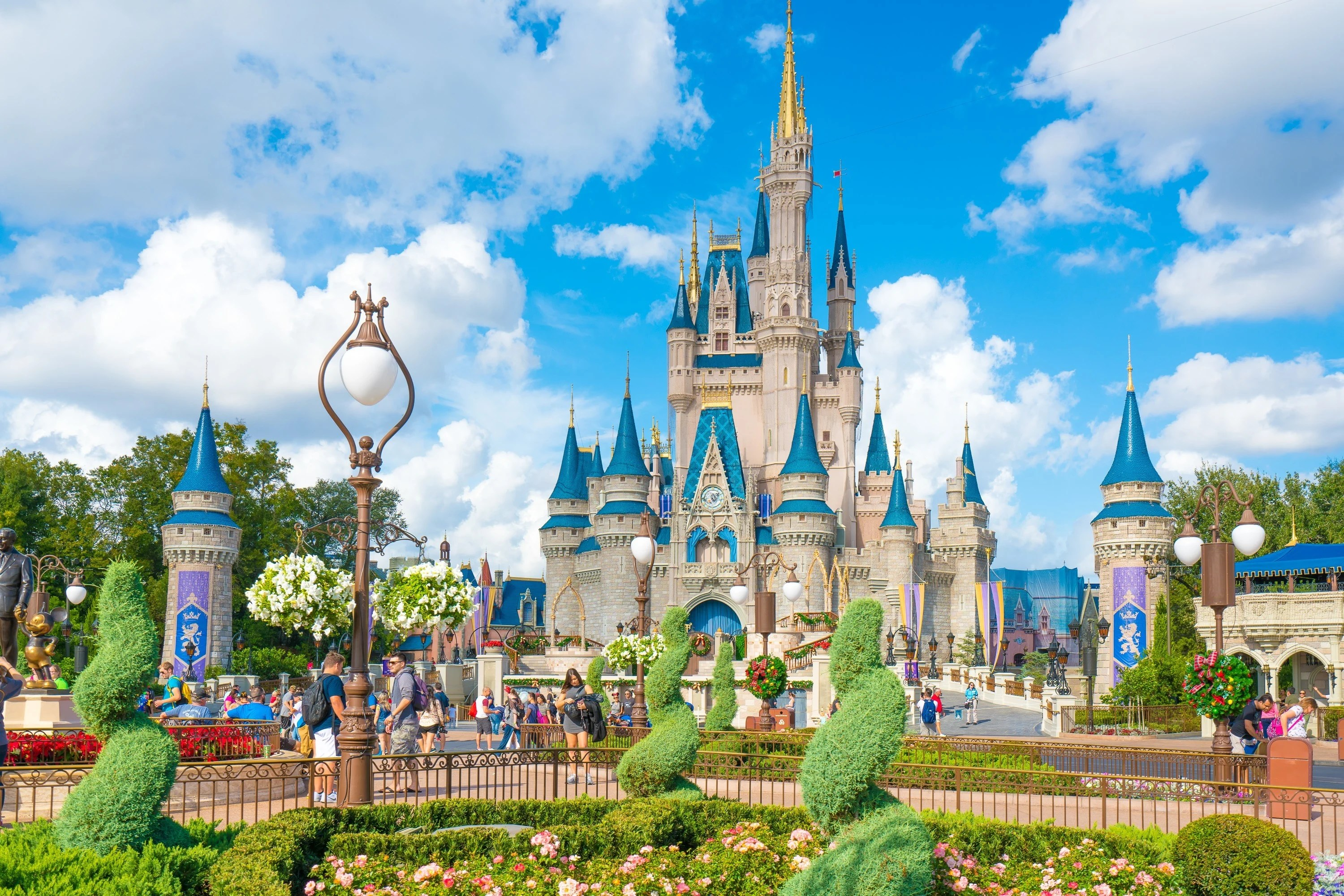 review walt disney world