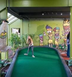 miniature golf at belmont park in san diego  [ 1300 x 928 Pixel ]
