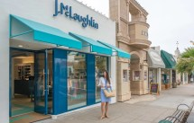 In La Jolla .mclaughlin' Stylish Prints And Wrinkle