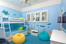 Ocean Themed Beach Theme Bedroom