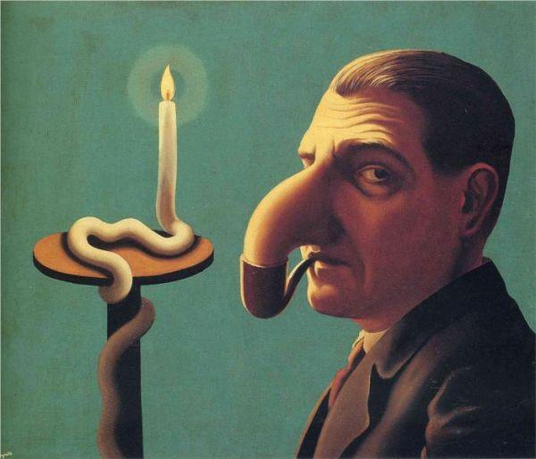 René Magritte-Rêve-Ballet