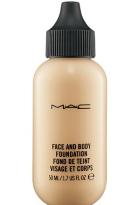 Face and Body foundation, de MAC