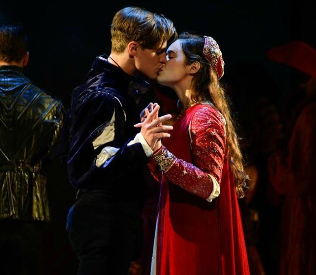 Roméo et Juliette bal