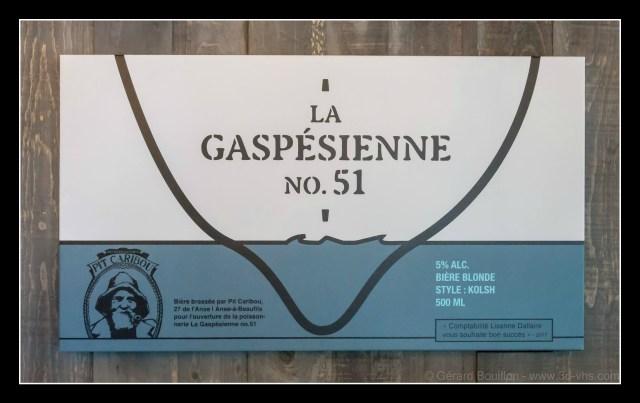 La Gaspésienne No 51