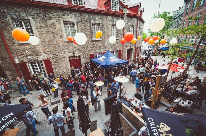 Événements terrasses gourmandes 2016 Québec