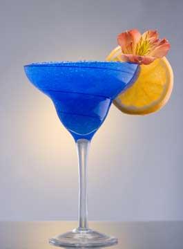 Bleu de givre