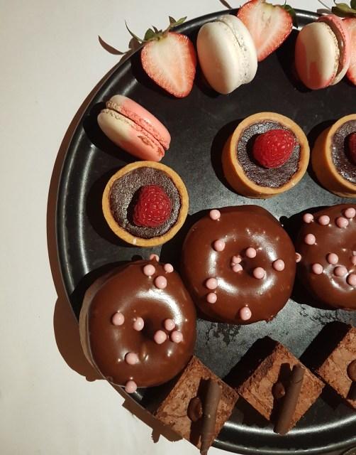 Brasserie 701, desserts