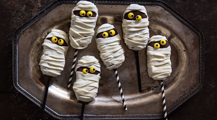 recettes party d'Halloween