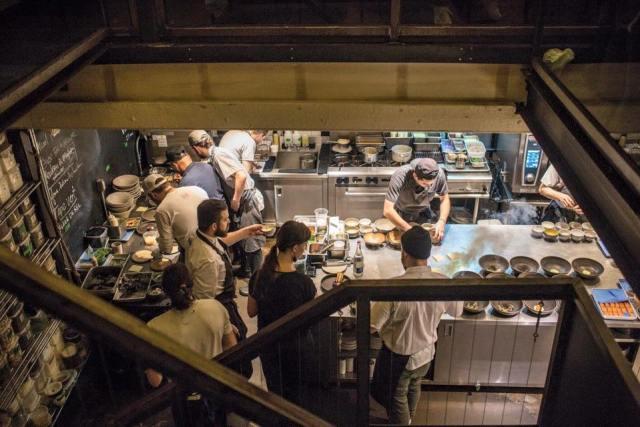 Restaurant Le Mousso