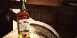 Jack Daniel's Rye, cover