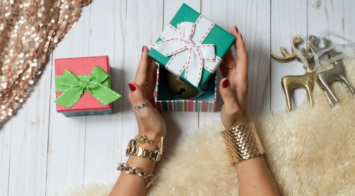 bijoux, cadeaux de Noël