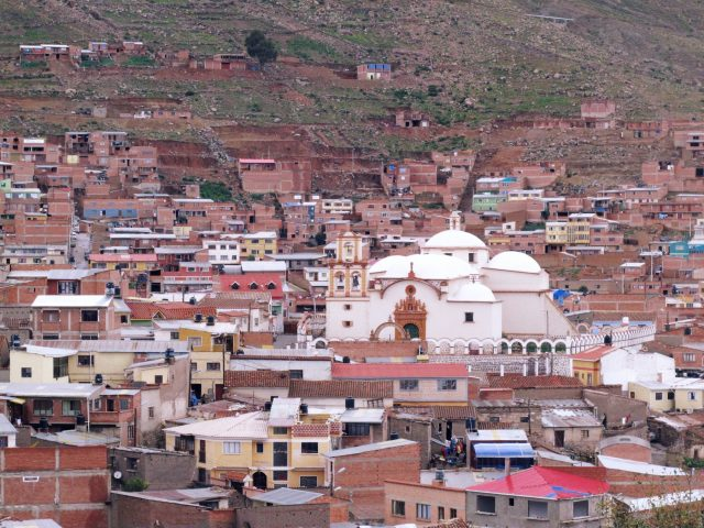 Potosí, Bolivie