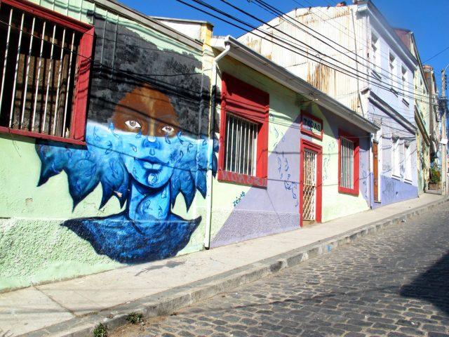 Valparaiso et ses murales