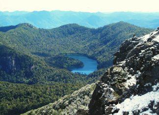 vue sur les lacs du Parc Huerquehue