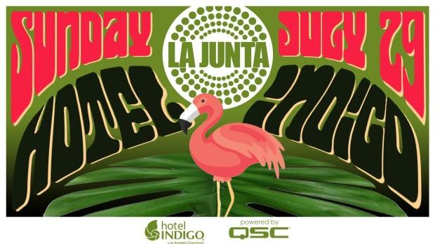 La Junta's Midsummer Migration
