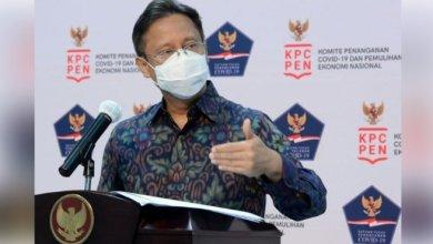 Photo of Jokowi Instruksikan Protokol Kesehatan Saat Makan Bersama Diperketat
