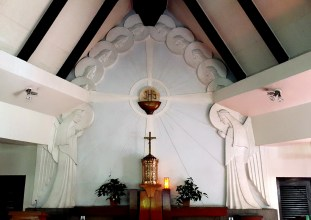 1954 Anastacio Caedo (possibly) - Chapel of the Holy Guardian Angels 4