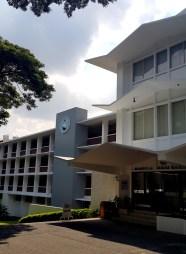 Observatorio Meteorológico del Ateneo Municipal de Manila