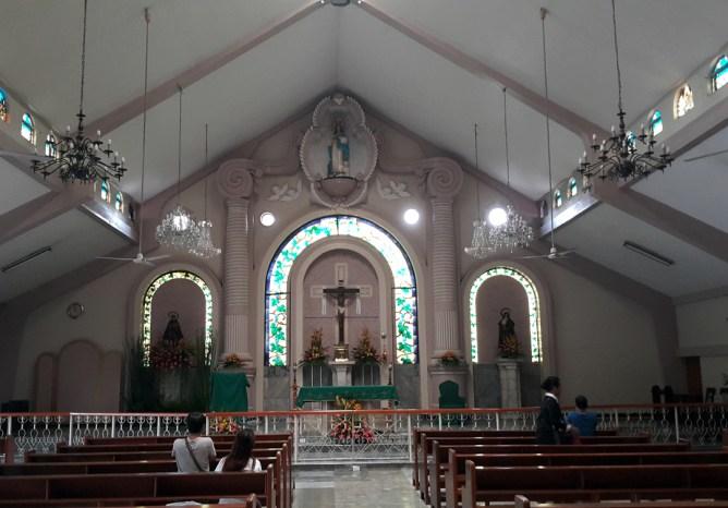 04 1950 Monasterio de Santa Clara (established 1630) 04