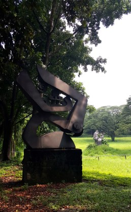 1984 Abdulmari Asia Imao - Untitled, Allah Configuration