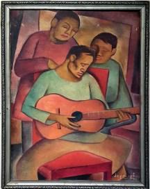 1946 Cesar Legaspi - The Guitarist
