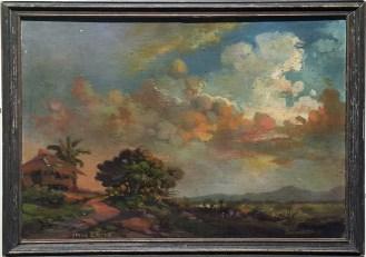 Teodoro Buenaventura - Imus Landscape