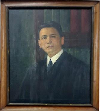 Artist Unknown - Justice Jose Abad Santos